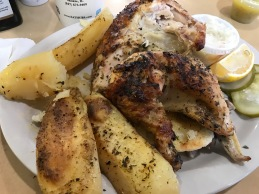 Greek Chicken with Lemon Potatoes